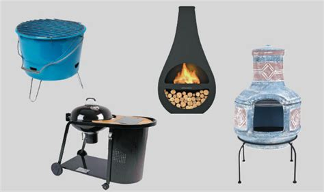 b q chiminea stuff barbecue designs from dobbies and more