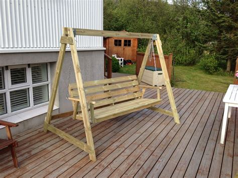 how to build a freestanding porch swing porch swing stand diy pdf woodworking