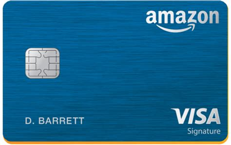 amazon visa 10 facts of amazon rewards visa signature credit cards
