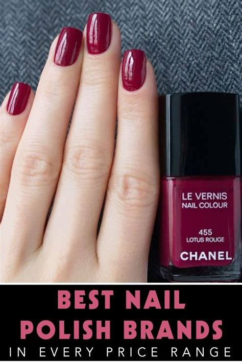 10 Prettiest Nail Polishes by The Best Nail Brands At Every Price Point
