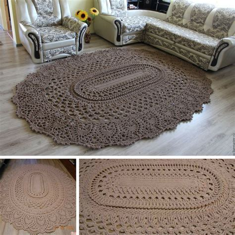 area rugs free crochet patterns knit and crochet daily