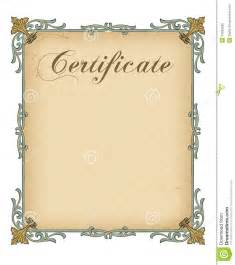 Certificate Template Blank Completion Blank Certificate Pdf Templates