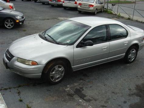 2000 Chrysler Cirrus Lx by Buy Used 2000 Chrysler Cirrus Lx Sedan 4 Door 2 4l Needs
