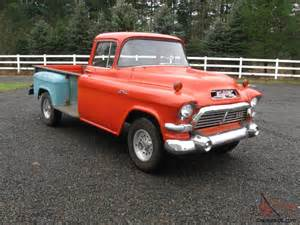 1957 chevy truck specifications autos post