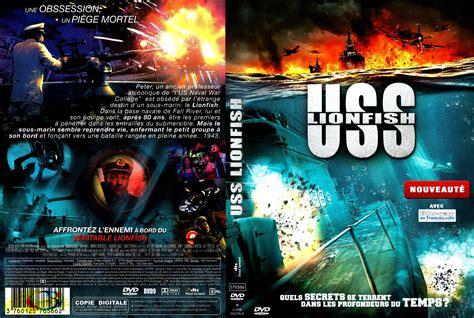 film uss lion fish jaquette dvd de uss lionfish cin 233 ma passion