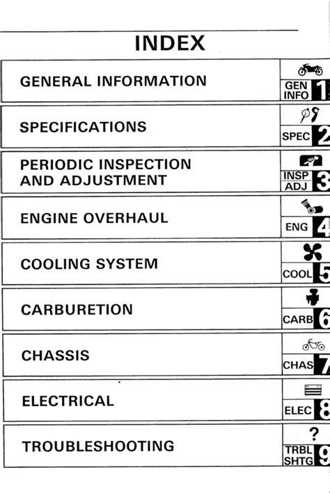 Yamaha Xtz750 Super Tenere Service Repair Manual