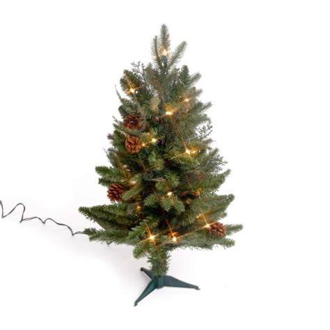 gki bethlehem lighting 2 foot green river spruce christmas