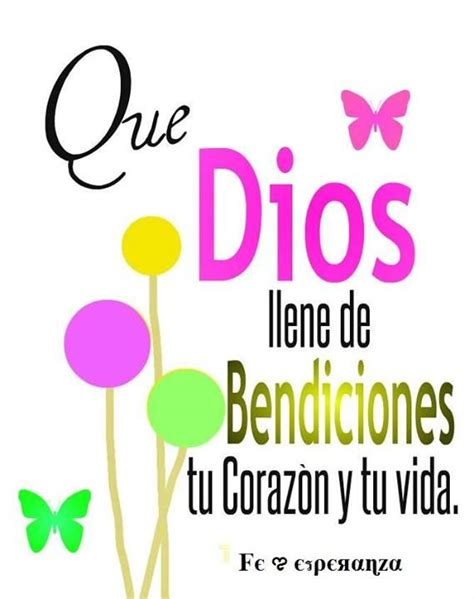 imagenes de buenos dias lleno de bendiciones bendiciones para ti hbd pinterest dios and buen dia