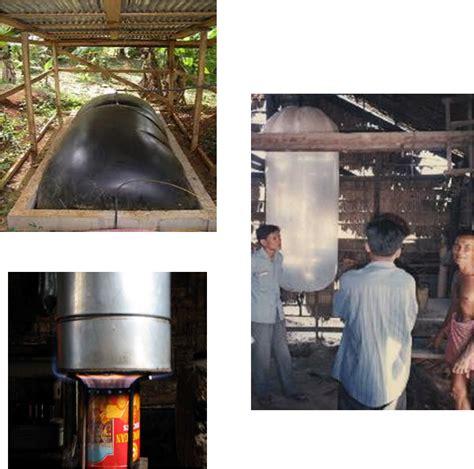 Kompor Biogas biogas energi murah untuk rumah tangga komet