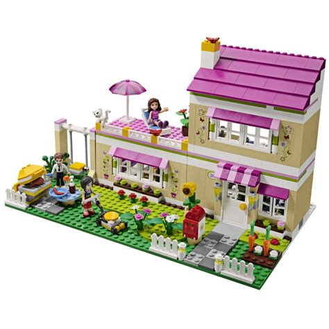 lego dolls house lego friends lovely house 3315 mini doll figures play house brand new ebay