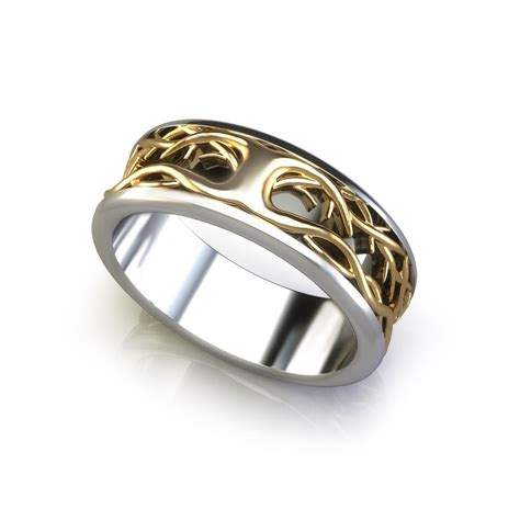 Ring Wedding Ring by Tree Of Wedding Ring Jewelry Designs