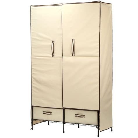 wardrobe box lowes clothing rack home depot rolling garment rack storage