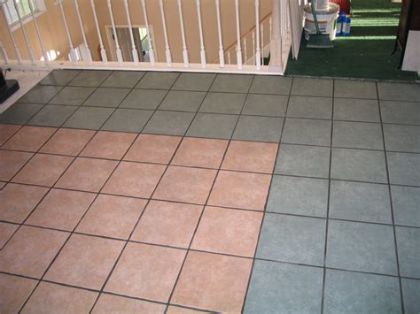 How To Paint Ceramic Tile Floor by Painting Tile Floors Houses Flooring Picture Ideas Blogule