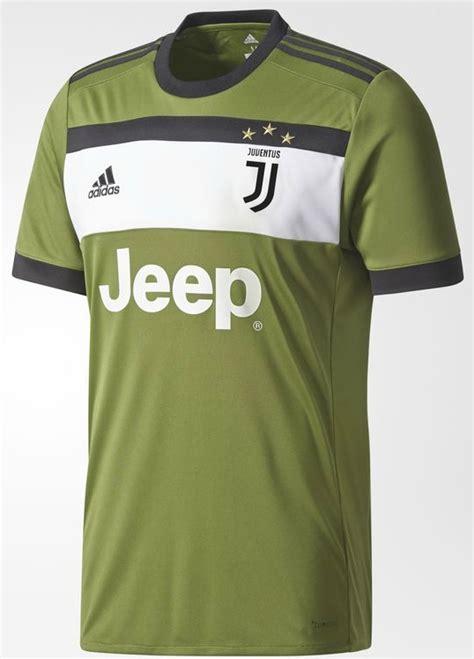 Jersey Anak Juventus Home Musim 2017 2018 1 Stel green juventus shirt 2017 2018 new juve 3rd jersey 17 18 football kit news new soccer jerseys