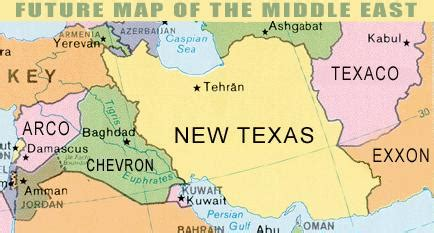 middle east map in 2020 future map of the middle east