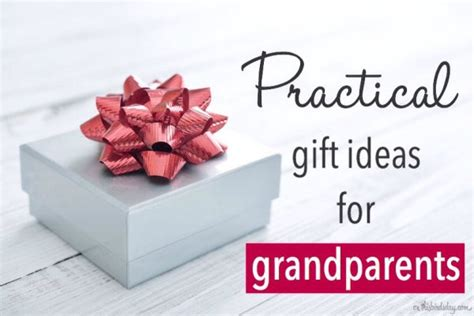 practical gifts for practical gift ideas for grandparents this bird s day
