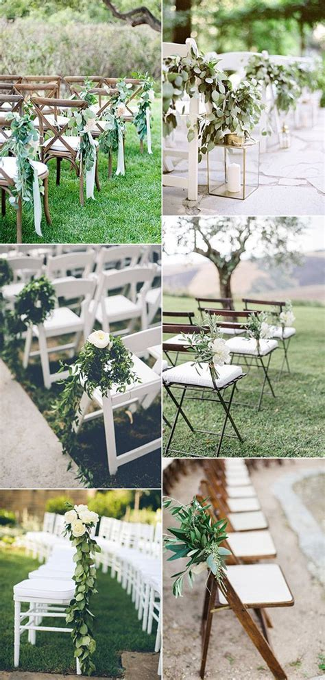 50  Amazing Ways to Use Green Floral at Your Wedding   The