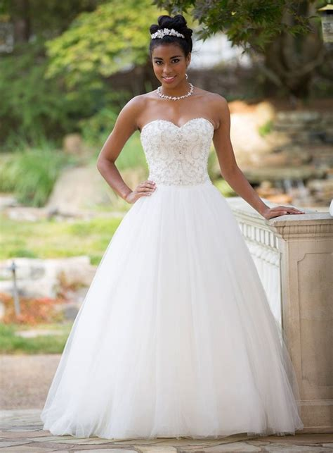 Wedding Dresses Poofy by 78 Best Images About Wedding Dresses Plus Size On
