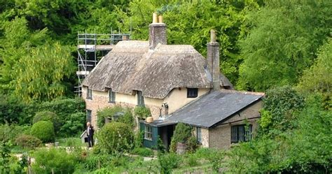 Hardy Cottage by National Trust Scones Hardys Cottage
