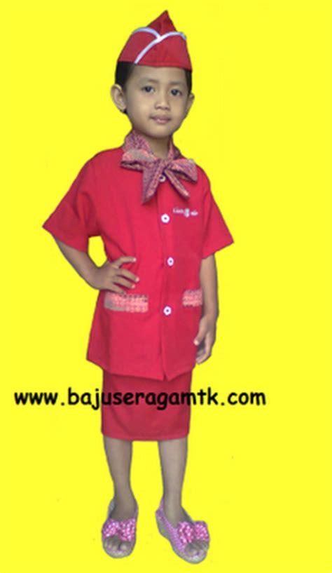 Baju Profesi Pramugari Anak Perempuan jual baju kostum profesi anak murah