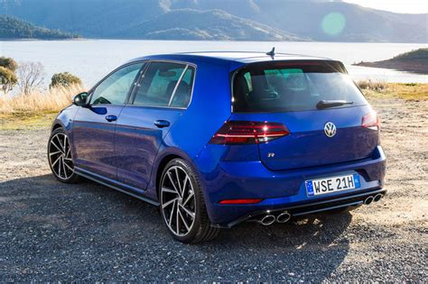 Volkswagen R Gti by Volkswagen Golf R 2017 Review Carsguide