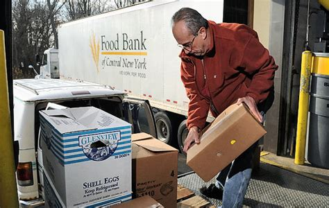 Food Pantry Syracuse Ny by Economic Downturn Sends More Central New Yorkers To Food