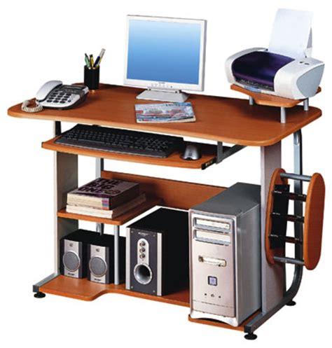 scrivanie x pc scrivania tavolino porta pc computer in kit 110x60 cm ebay