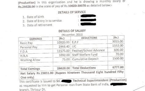 Excell Slider Rs 2 Termurah format of salary certificate and sle salary certificate