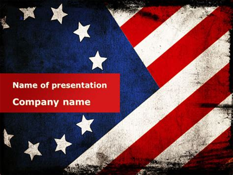 Betsy Ross Flag The First American Flag Powerpoint Template Backgrounds 09731 American Flag Powerpoint Template
