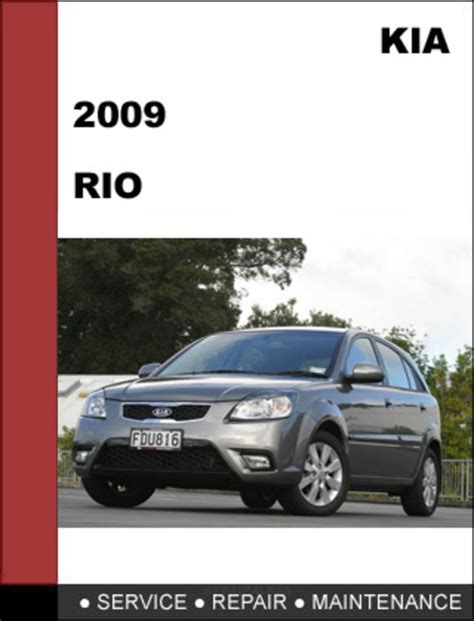 chilton car manuals free download 2009 kia rio on board diagnostic system kia rio 2009 oem factory service repair manual download download