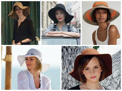 best summer hats for bad hair days floppy sun hats for the best hats for short hair hair world magazine