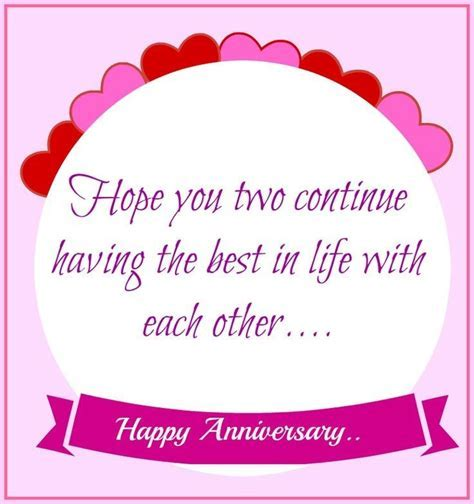 Best 20  Anniversary Wishes For Friends ideas on Pinterest