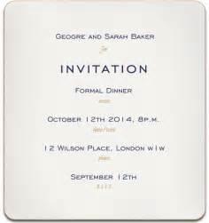 formal invitation card designs