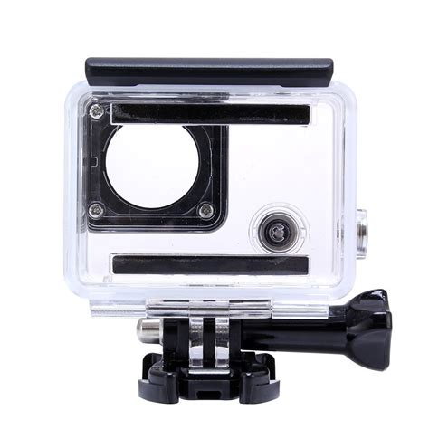 Gopro Standard Housing Replacement by Replacement Waterproof Housing For Gopro Hero3 Hero4