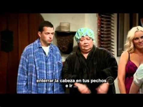 two and a half men walden con courtney ex de charlie