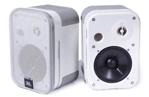 Speaker Jbl Outdoor jbl one 4 inch indoor outdoor speakers w wall