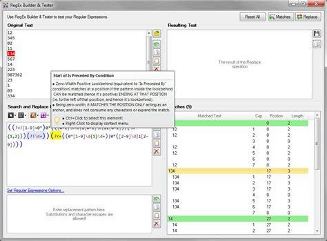 regex pattern generator java free regex editor full windows 7 screenshot windows 7