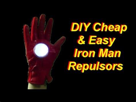 iron man eyes or repulsor tutorial youtube diy cheap and easy iron man repulsor youtube