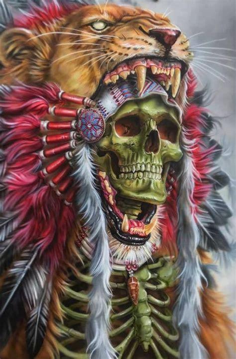 imagenes calaveras aztecas las 25 mejores ideas sobre dibujo indio en pinterest