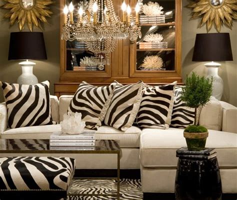 animal print chairs living room zebra living room on pinterest zebra bathroom pool