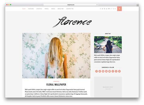 most popular blog themes on wordpress 22 most popular wordpress blog themes for fashion food