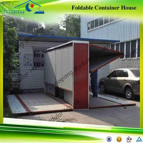 foldable cheap container home for living and office