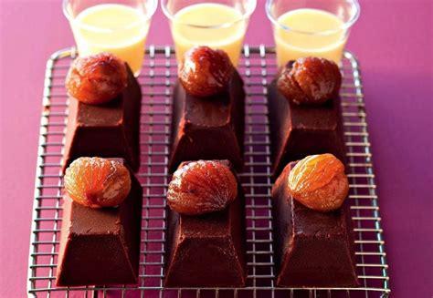 cuisine sans cuisson recette g 226 teau choco marron sans cuisson