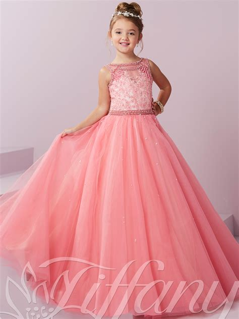 Princess Dress princess 13486 lace bodice pageant gown