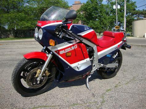 1986 Suzuki Gsxr 1100 For Sale 1986 Suzuki Gsx R 1100 With 5 300 Original