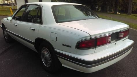 how do i learn about cars 1993 buick skylark interior lighting buick lesabre sedan 1993 white for sale 1g4hp53l9ph537586 1993 buick lesabre custom sedan 4