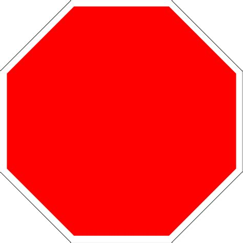 stop sign template original file svg file nominally 601 215 601 pixels
