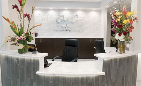 dental office front desk dental office tour houston tx the dentists at houston