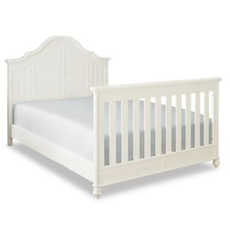 Buy Full Size Bed Rails In White From Bed Bath Beyond Size Bed Rails
