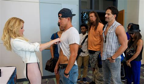 big mama house porn channing tatum buffs his body of work in magic mike xxl mainetoday